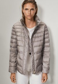 Massimo Dutti - Light jacket - grey - 0