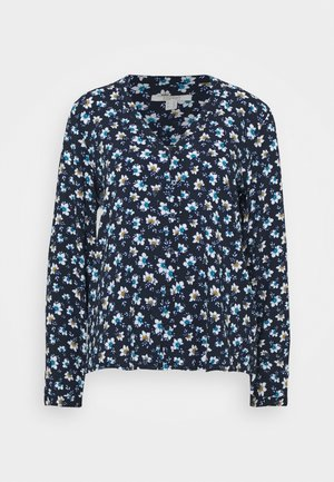 CORE FLUID - Blouse - navy