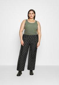 Glamorous Curve - Kalhoty - black - 1