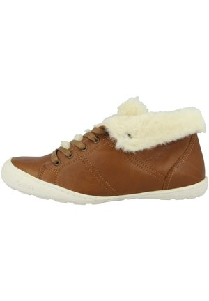 Casual lace-ups - cuoio (76248-151)