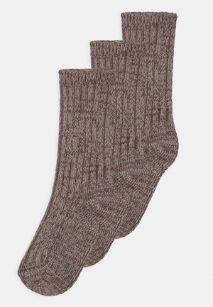 NOA 3 PACK UNISEX - Socks - multicoloured