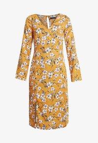 Even&Odd - Denní šaty - white/orange - 5