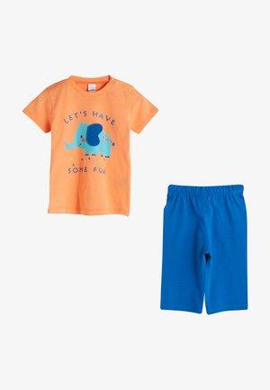 Pyjama set - orange