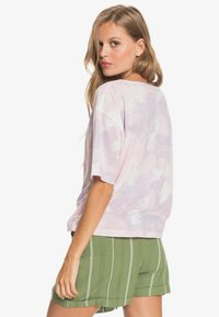 Roxy - Print T-shirt - orchid petal fly time - 2
