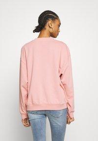 Monki - Sweatshirts - pink dusty - 2