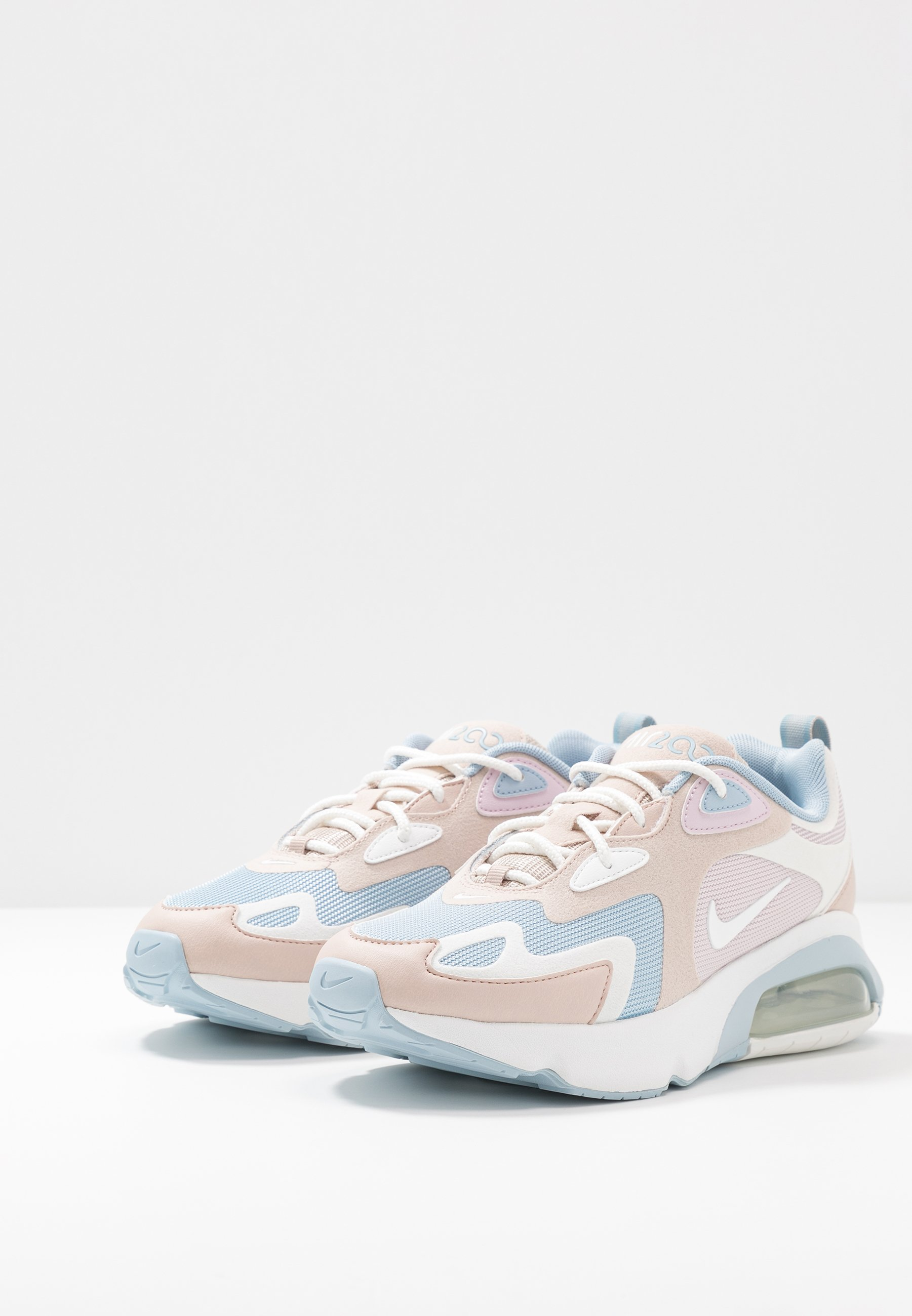 AIR MAX 200 Sneakers barely rosesummit whitefossil stonelight armory blue