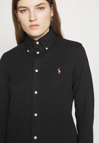 Polo Ralph Lauren - HEIDI LONG SLEEVE - Camisa - black - 6