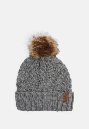 BLIZZARD BEANIE - Huer - heather grey