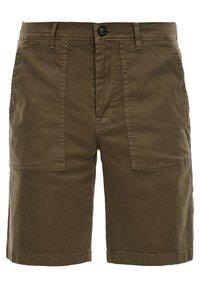 s.Oliver - Shorts - khaki - 0