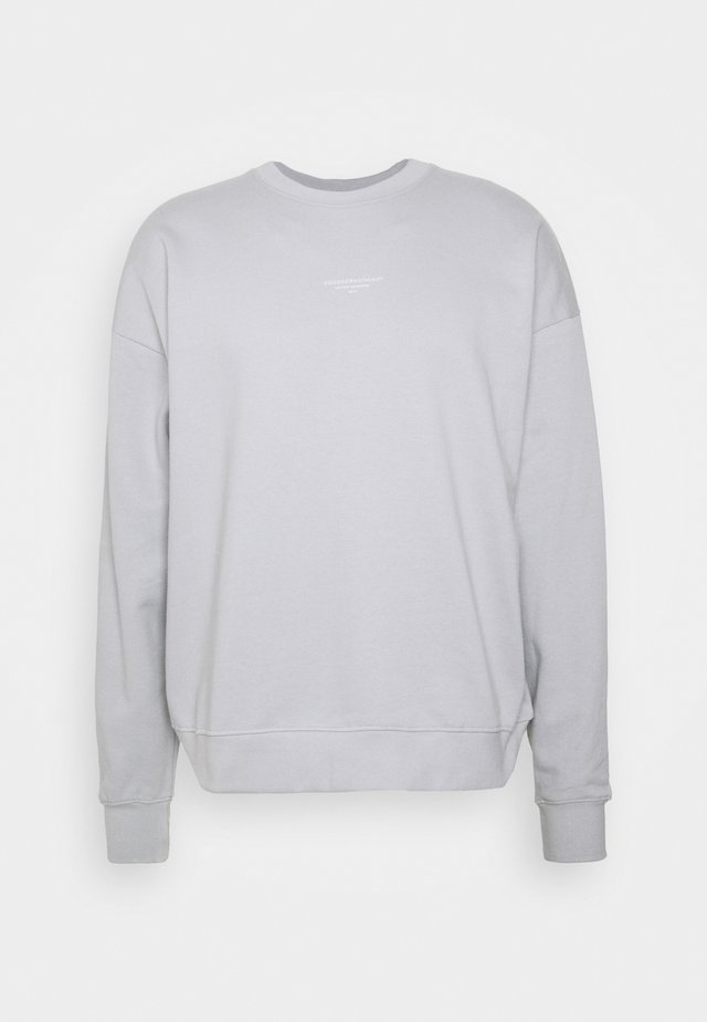 UNISEX  - Sweater - ice grey