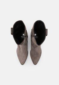 Maripé - Cowboy/Biker boots - taupe - 5