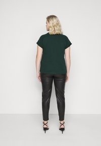 Anna Field - T-shirts - dark green - 2
