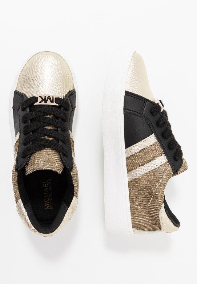 ZIA JEM KELBY - Sneakers basse - gold