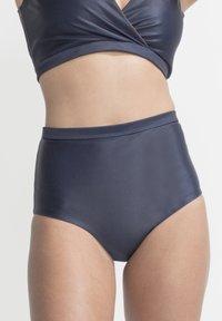 boochen - ENOSHIMA - Bikini bottoms - dark blue - 0