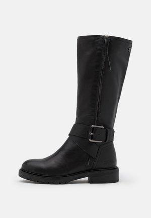 LADIES BOOTS  - Botas camperas - black