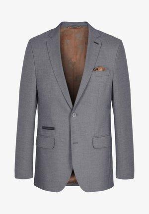 Suit jacket - dunkelgrau melange