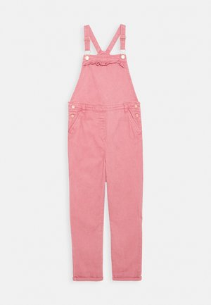 DUNGAREES - Salopette - pink