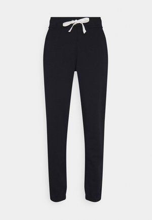 SPORT LOGO PANTS - Tracksuit bottoms - black beauty
