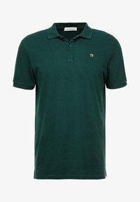 Scotch & Soda - CLASSIC GARMENT  - Poloshirt - bottle green - 4