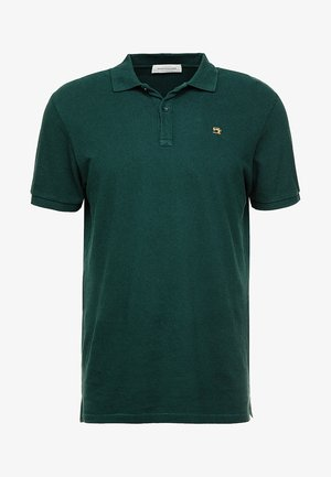 CLASSIC GARMENT  - Polo shirt - bottle green