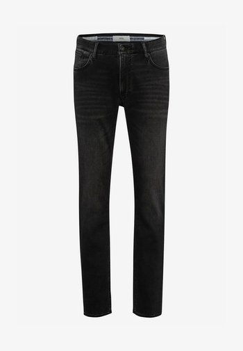 STYLE CHUCK - Jeans slim fit - black used