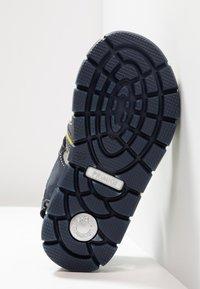 Primigi - Walking sandals - azzurro/jeans - 5
