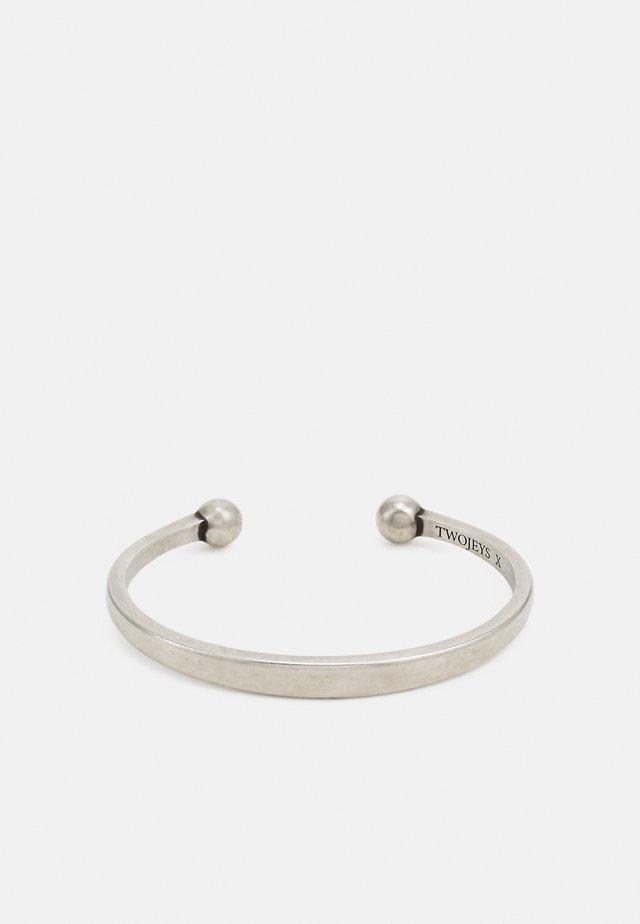 MEDITERRANEAN SOUL UNISEX - Armband - silver-coloured