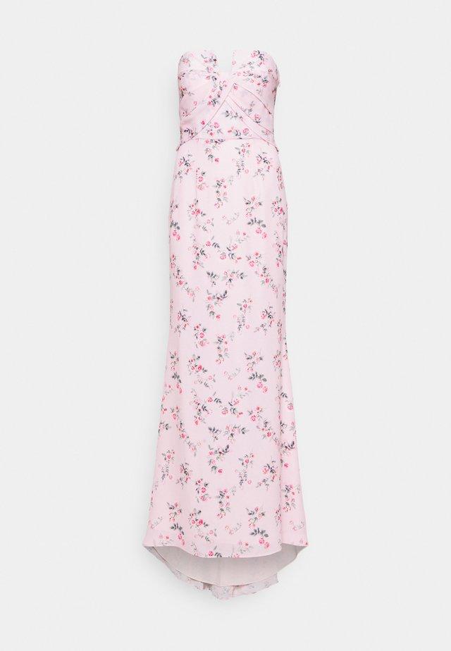 FRANKIE - Společenské šaty - rose