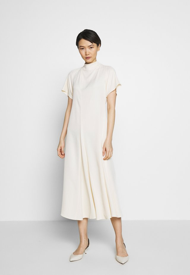 PATRIA - Day dress - ivory