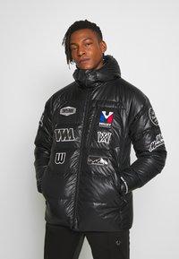 White Mountaineering - MILLET X WM JACKET - Down jacket - black - 0