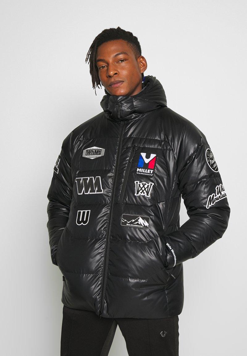 White Mountaineering - MILLET X WM JACKET - Down jacket - black