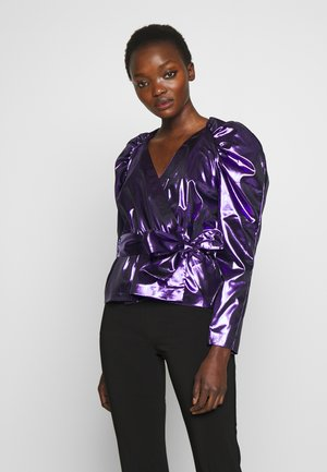 APOTHEKE BLOUSE - Blus - purple