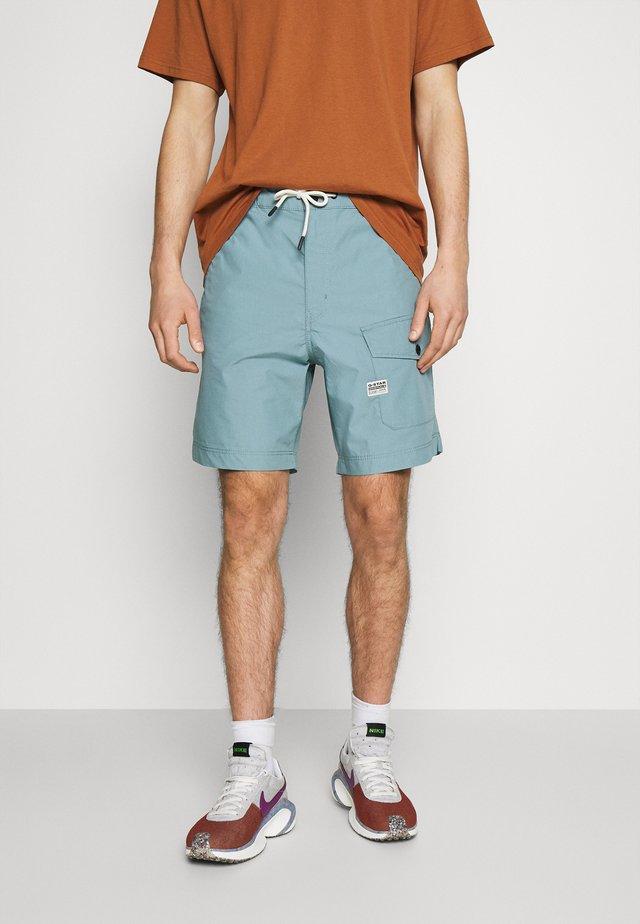 FRONT ARTWORK SPORT - Shorts - light bright nickel