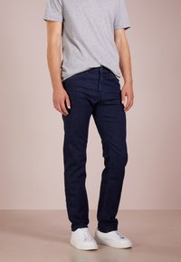 BOSS - MAINE - Straight leg jeans - navy - 0