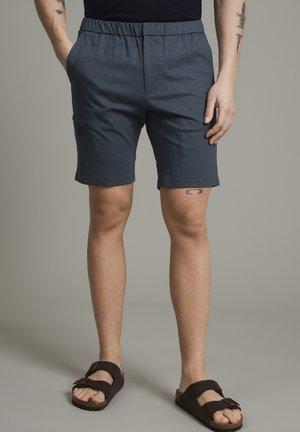 MALANCET CLEAN  - Shorts - dark navy