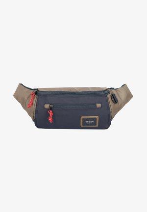 TRENTON - Bum bag - mixed blue
