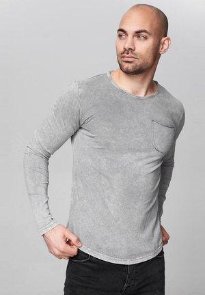 LONG SLEEVE - Long sleeved top - 5203-darkgrey