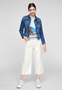 comma casual identity - Denim jacket - blue - 1