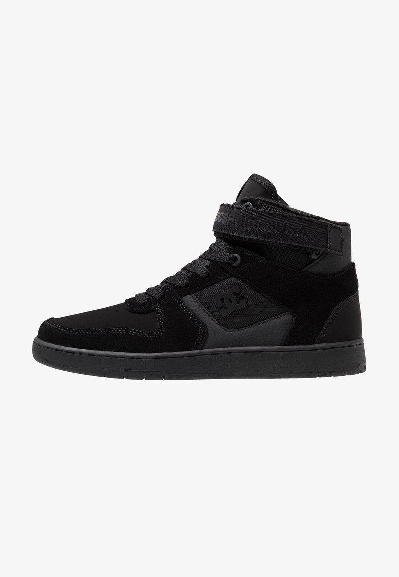 DC Shoes - PENSFORD UNISEX - Zapatillas skate - black