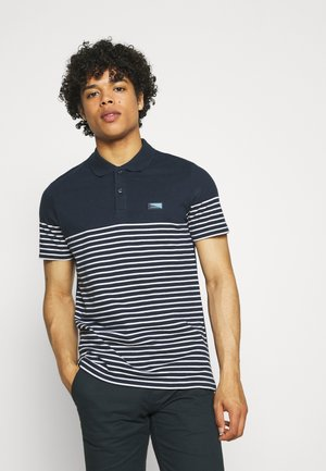 JCOFLAME  - Polo shirt - navy blazer