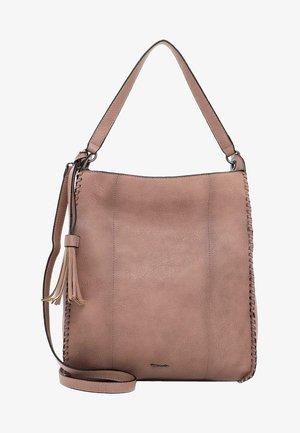 DANUTA - Handbag - oldrose