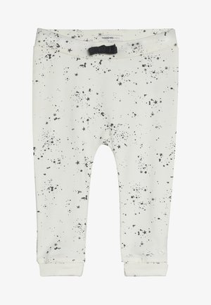 PANTS COMFORT - Trousers - white