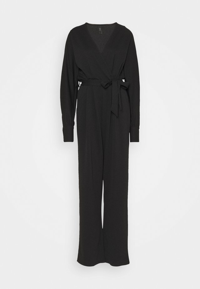 YASVIOLI - Jumpsuit - black
