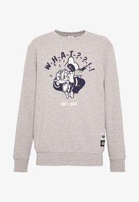 JORDONALDDUCK  - Sweatshirt - light grey melange/authentic
