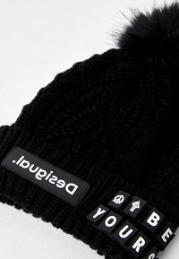 Desigual - Mütze - black - 3