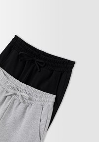 DeFacto - 2 PACK - Tracksuit bottoms - grey - 6