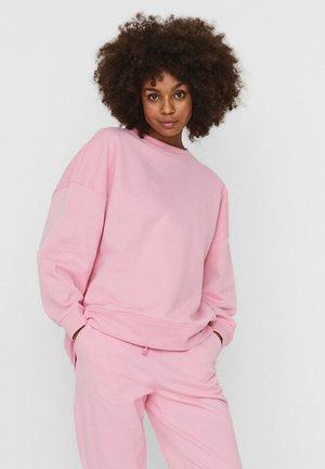 Sweatshirt - prism pink