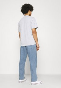 Vintage Supply - TROUSERS - Straight leg jeans - light wash - 2