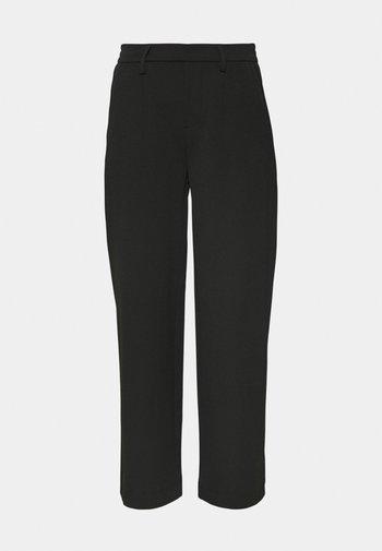 OBJLISA  - Trousers - black