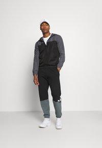 Brave Soul - ASHBLOCK - Training jacket - grey/black - 1